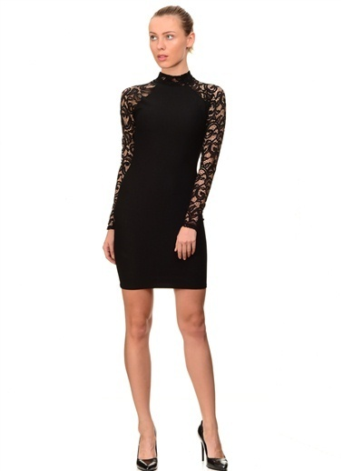 Missguided Missguided Elbise Siyah